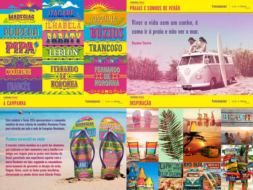 Havaianas - Campanha Praias do Brasil - Carnaval 2016 7