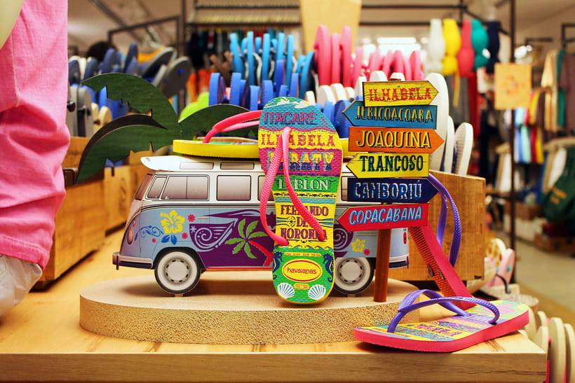 Havaianas - Campanha Praias do Brasil - Carnaval 2016 1