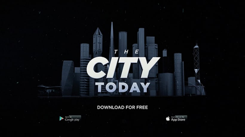 The City Today - APP -1
