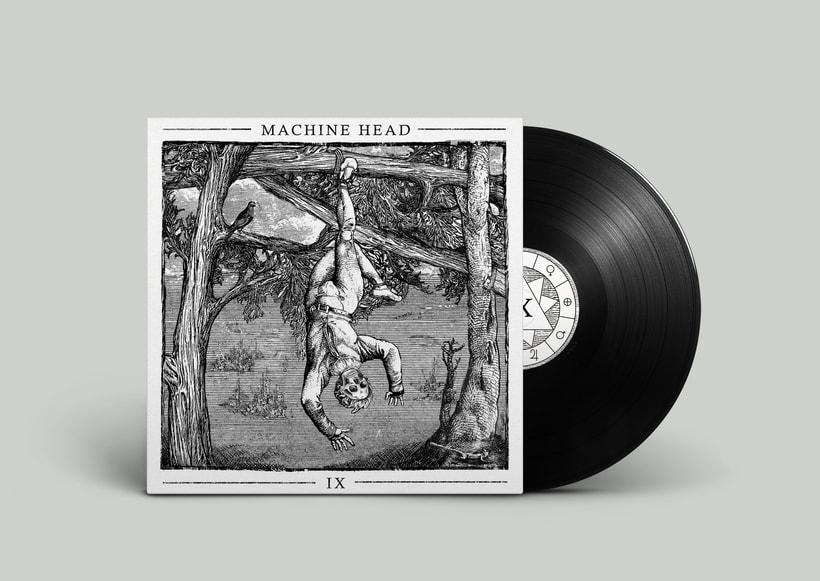 -IX- Machine Head. Propuesta. 0