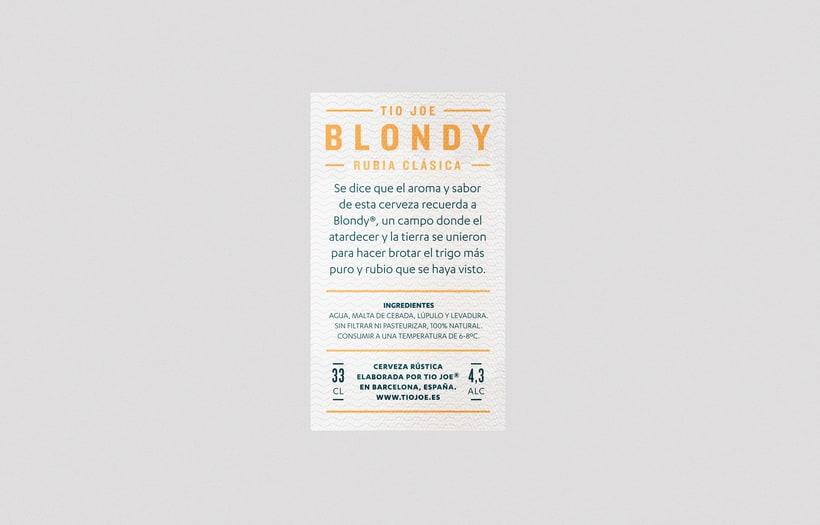 Blondy 5