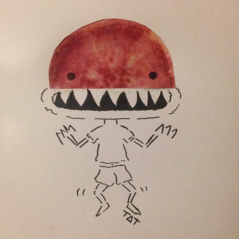 Pomelón!! 1