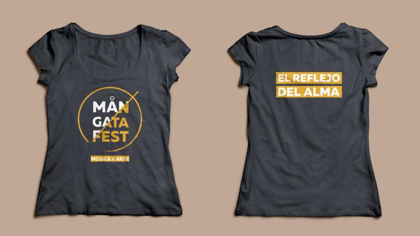 MANGATAFEST. Proyecto final de máster. Es un festival multidisciplinar que pretende generar un ambiente de sensaciones y experiencias que envuelvan al público a través del arte y la música electrónica.  2