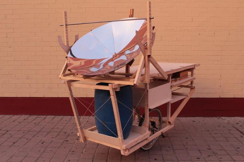 Solar plastic 6