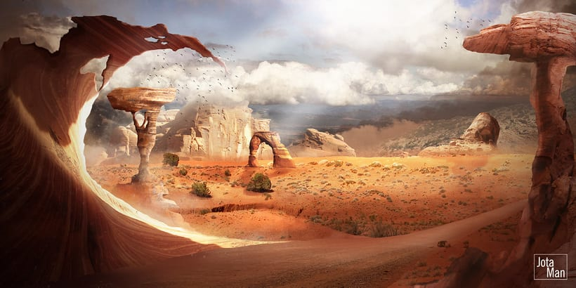 Matte Painting 001 0