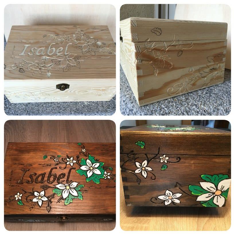 Cajas de madera personalizadas 2