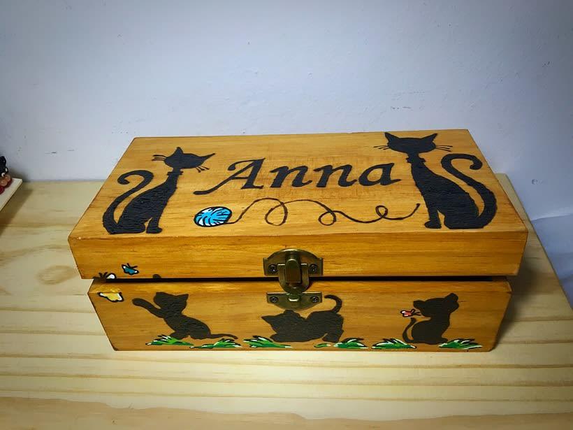 Cajas de madera personalizadas 6