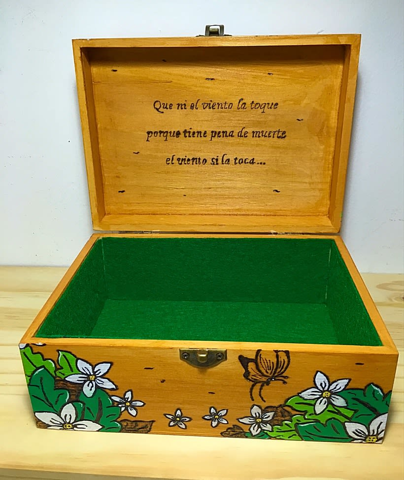 Cajas de madera personalizadas 7