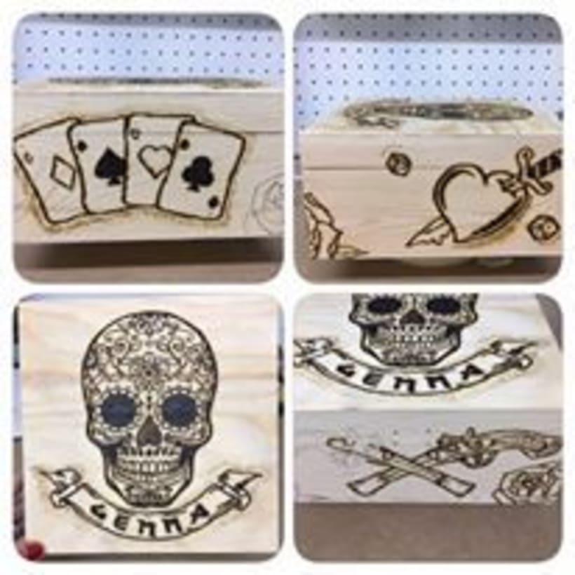 Cajas de madera personalizadas 9