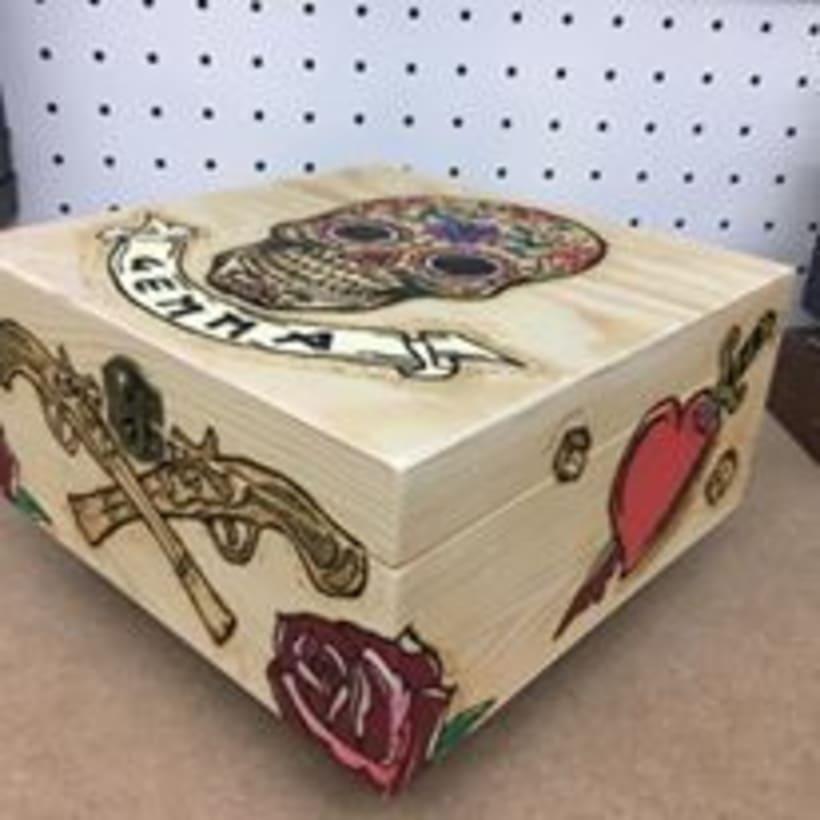 Cajas de madera personalizadas 10