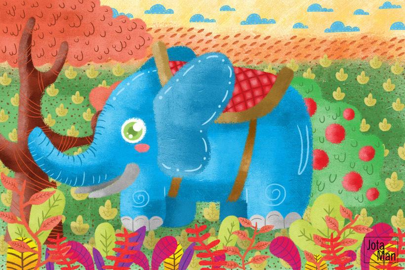 Ilustración infantil 002 3