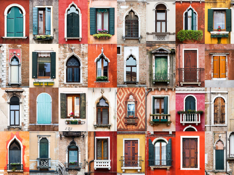 André Vicente Gonçalves: las ventanas del mundo 1