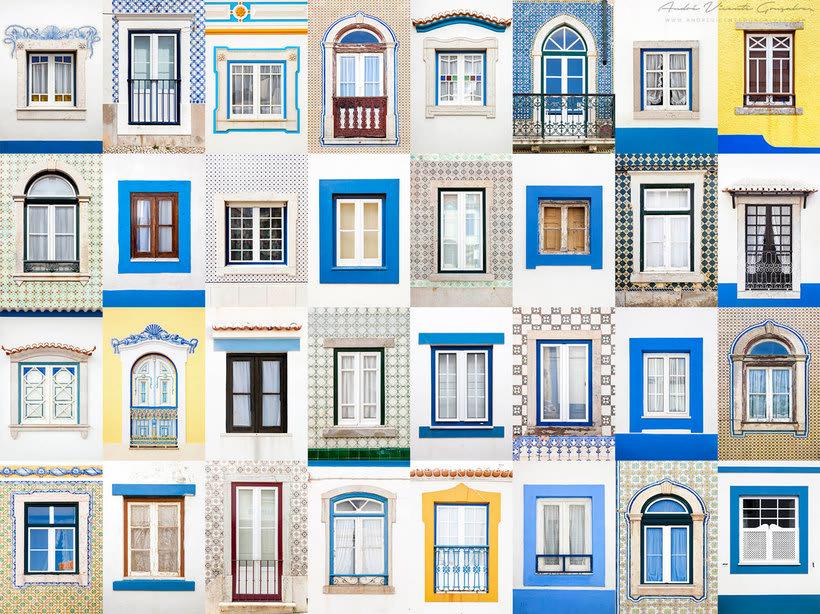 André Vicente Gonçalves: las ventanas del mundo 14