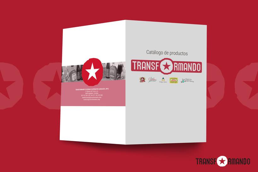 Catálogo de productos - Transformando Cooperativa 0