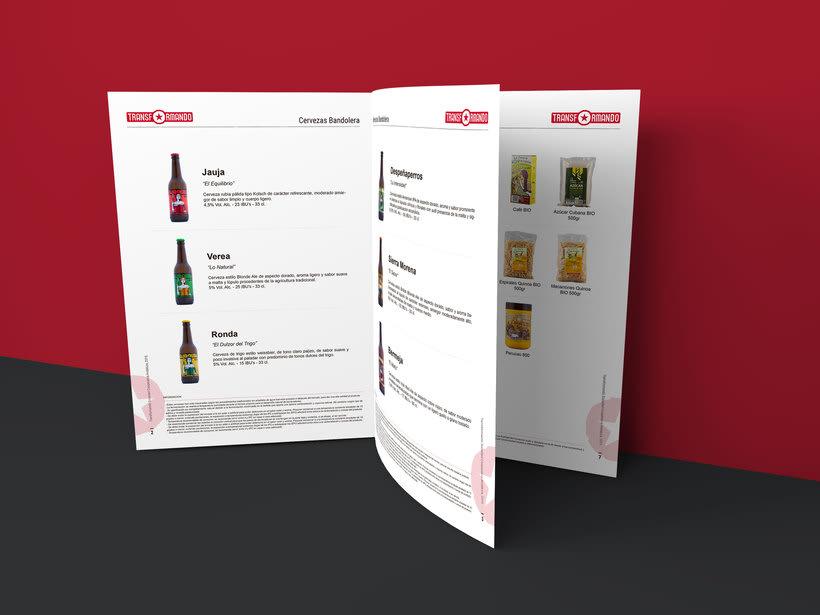 Catálogo de productos - Transformando Cooperativa 1