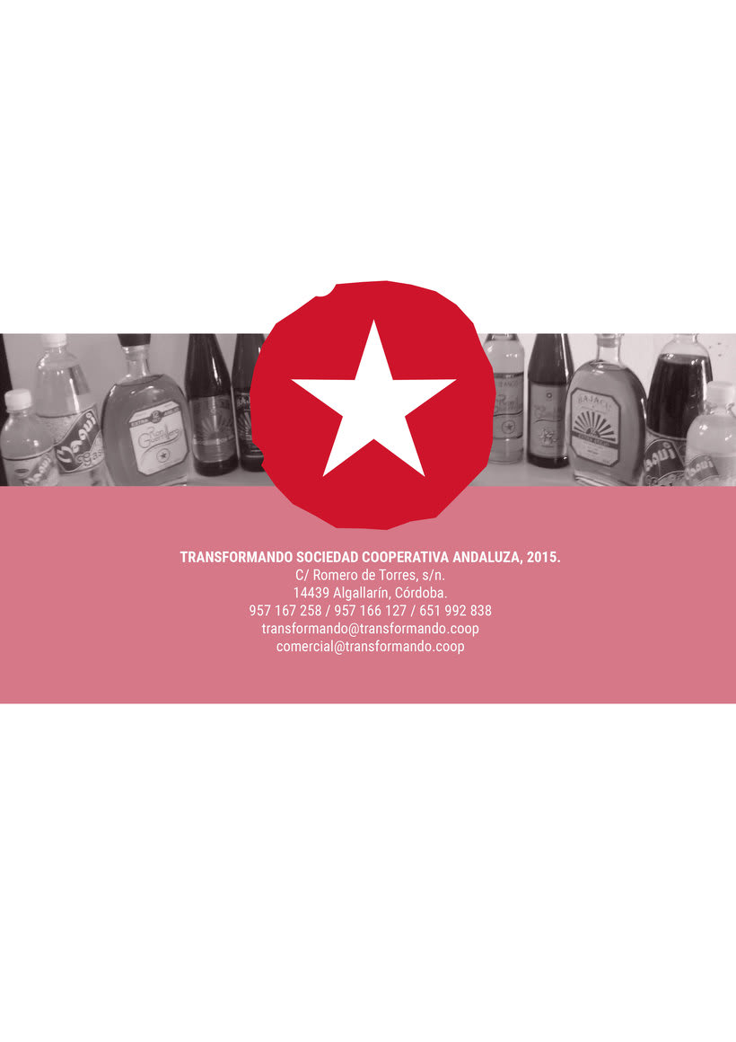 Catálogo de productos - Transformando Cooperativa 11