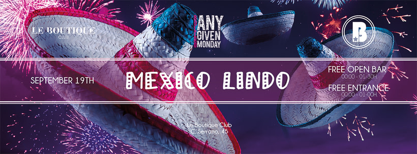 "Logo y banners social media ""Any Given Monday"" 3"