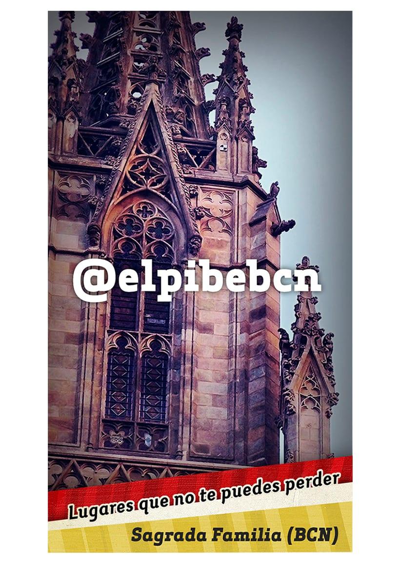 Imágenes Videowall @elPibe 1