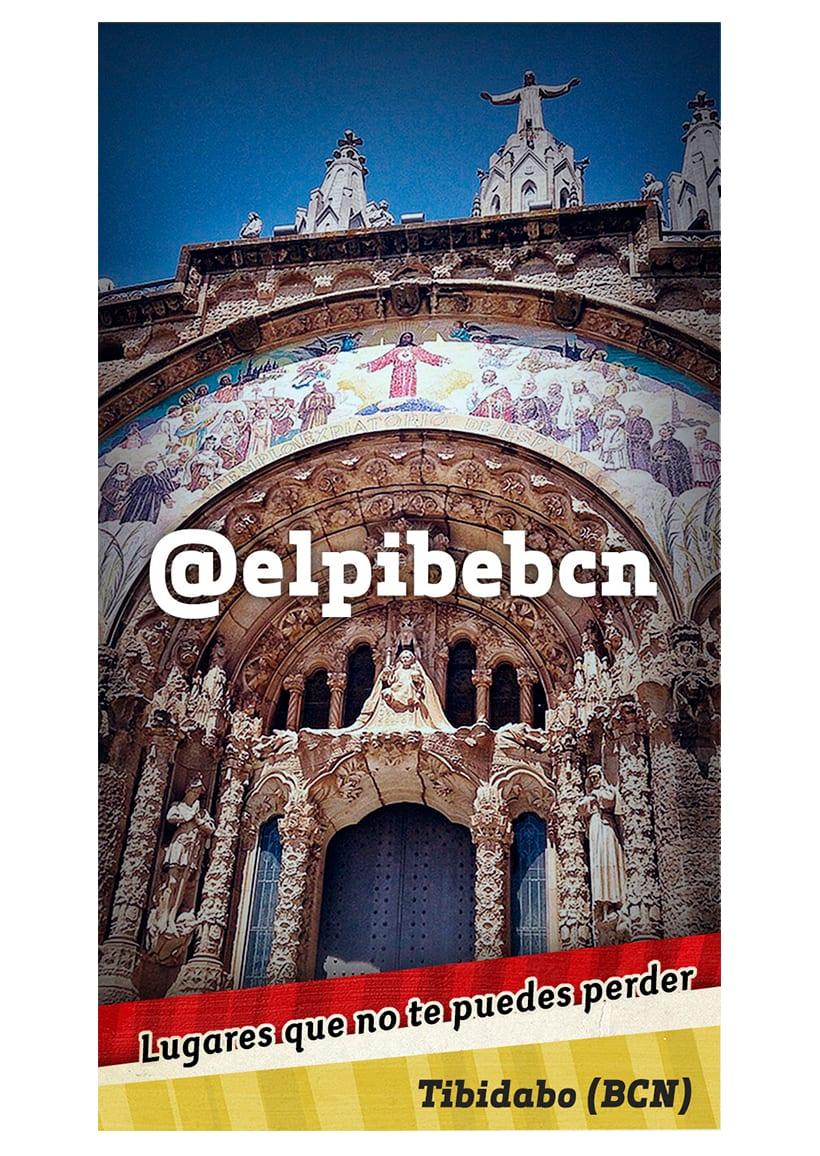 Imágenes Videowall @elPibe 2