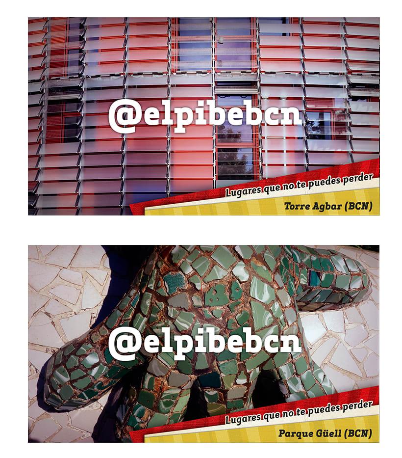 Imágenes Videowall @elPibe 4