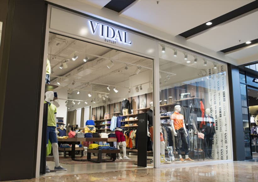 Vidal Outlet 1