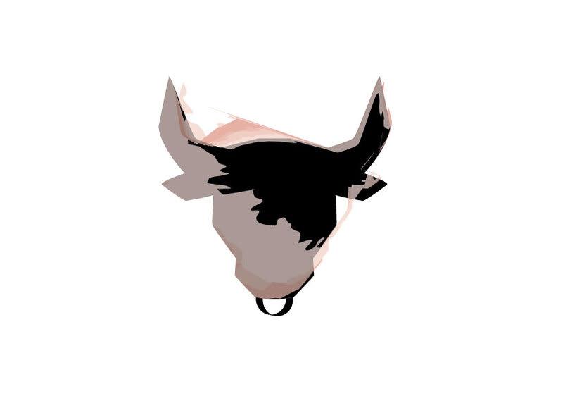 Toro bravo - Logo 0
