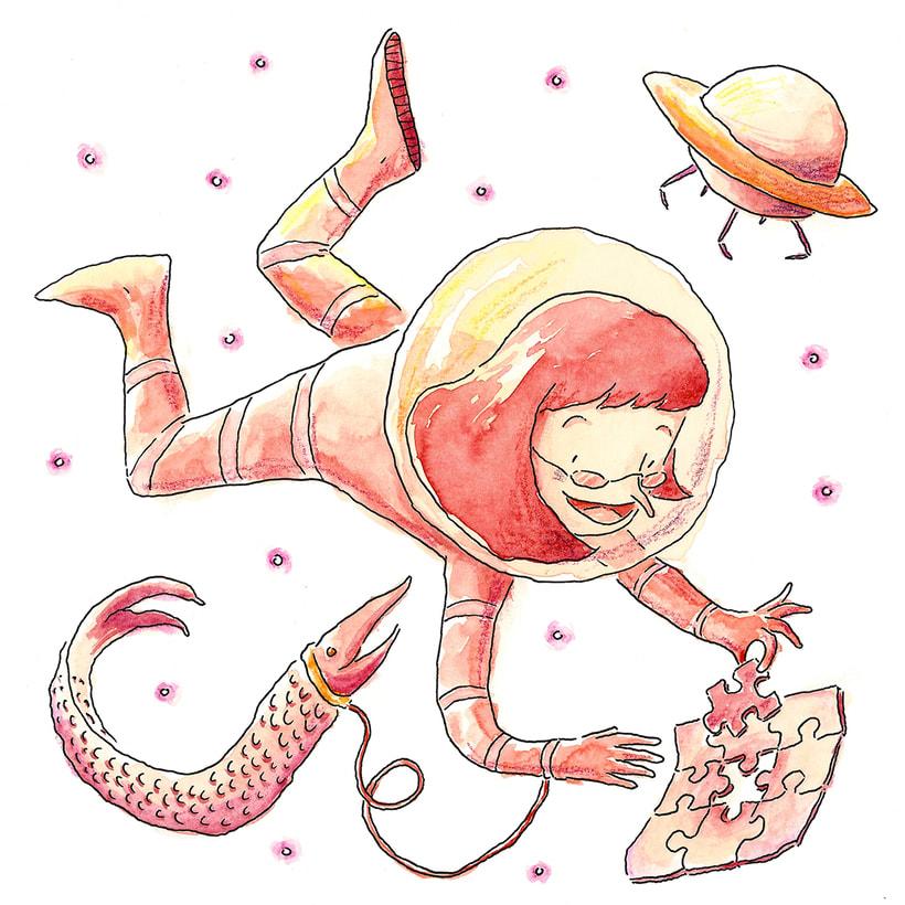 Vajilla espacial 7