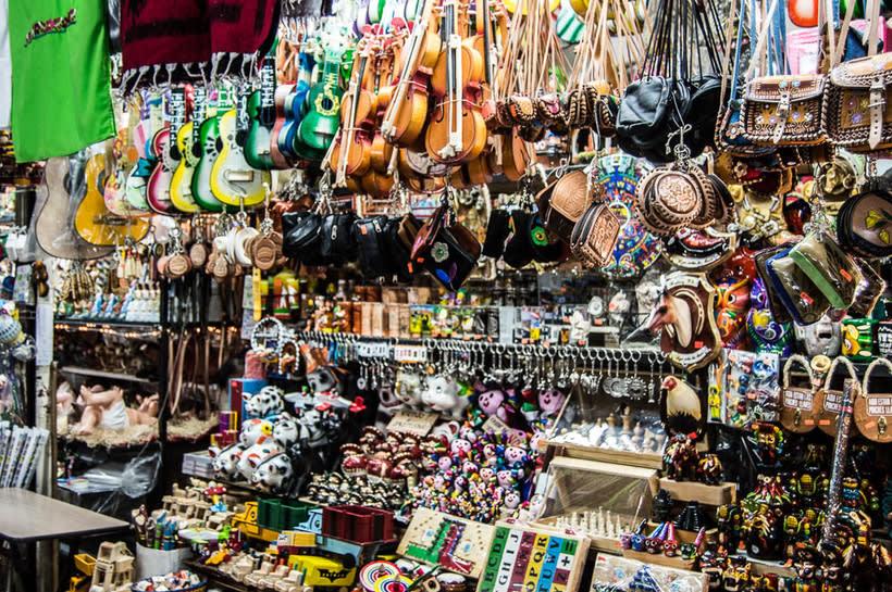 Mercado Juarez, monterrey  2