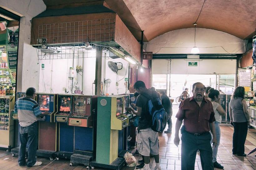 Mercado Juarez, monterrey  4