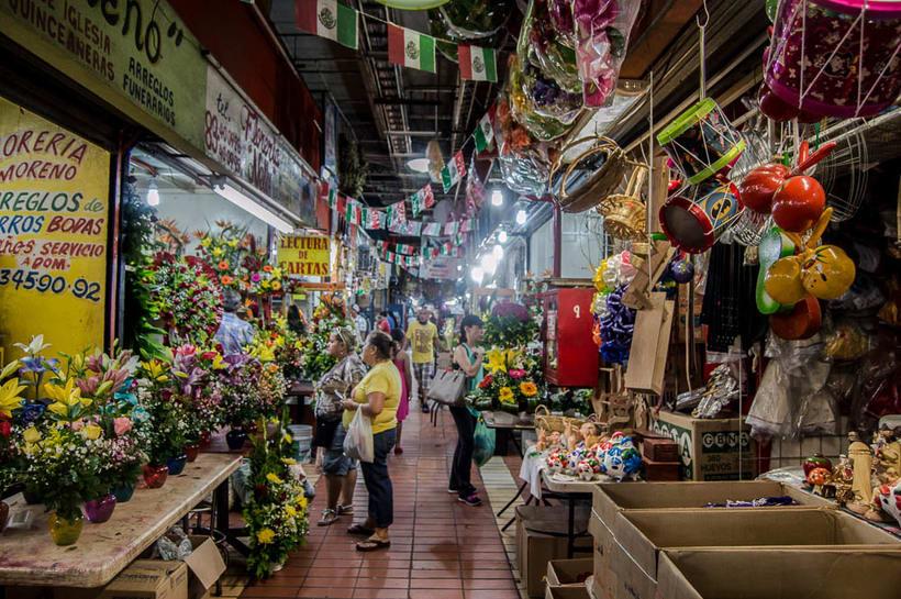 Mercado Juarez, monterrey  7