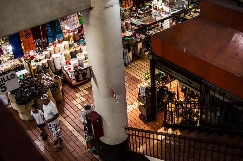 Mercado Juarez, monterrey  11