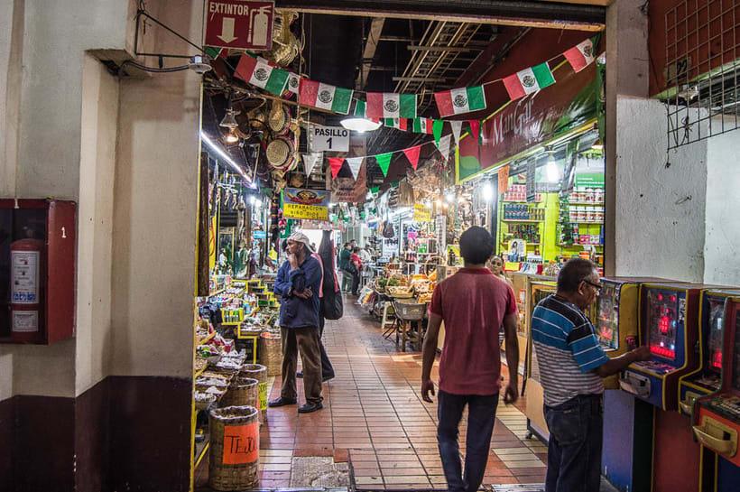 Mercado Juarez, monterrey  12