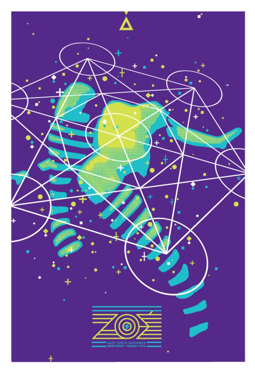 GIG POSTERS 02 (carteles/posters/afiches para la música) 4
