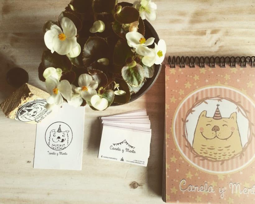 Canela y Menta. Diseño para Eventos Infantiles -1