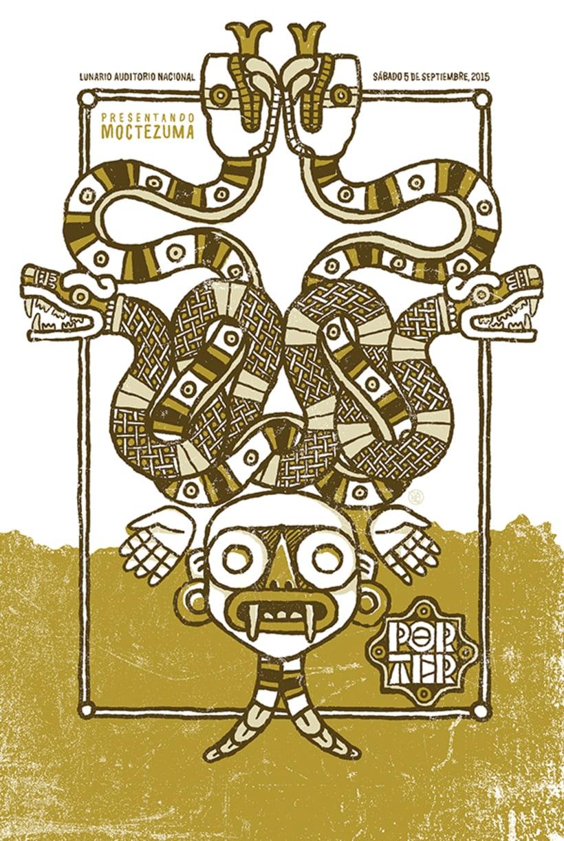 GIG POSTERS 03 (carteles/afiches para la música y otros) 5