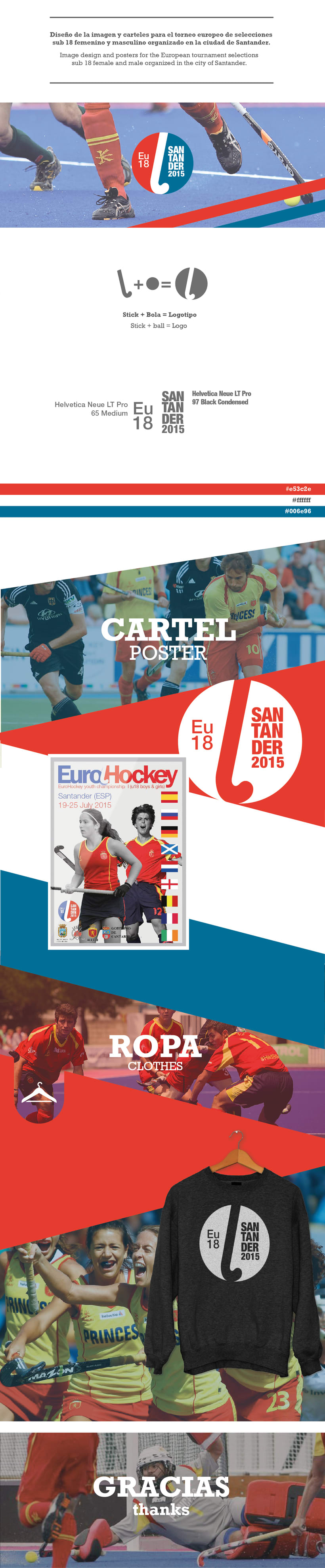 Hockey EU18 Santander -1