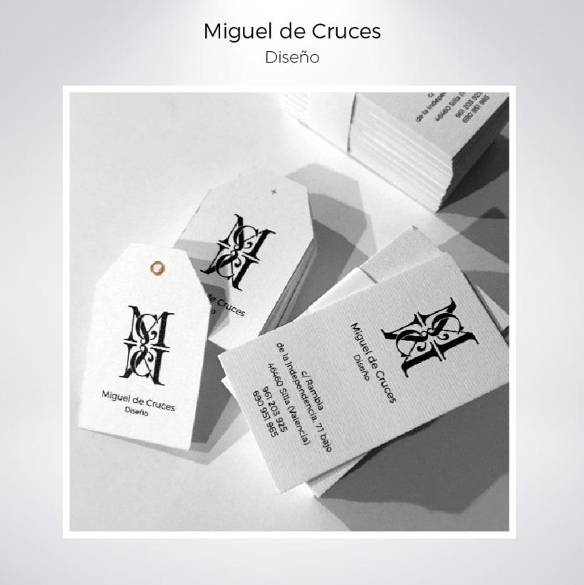 Branding Miguel de Cruces 4