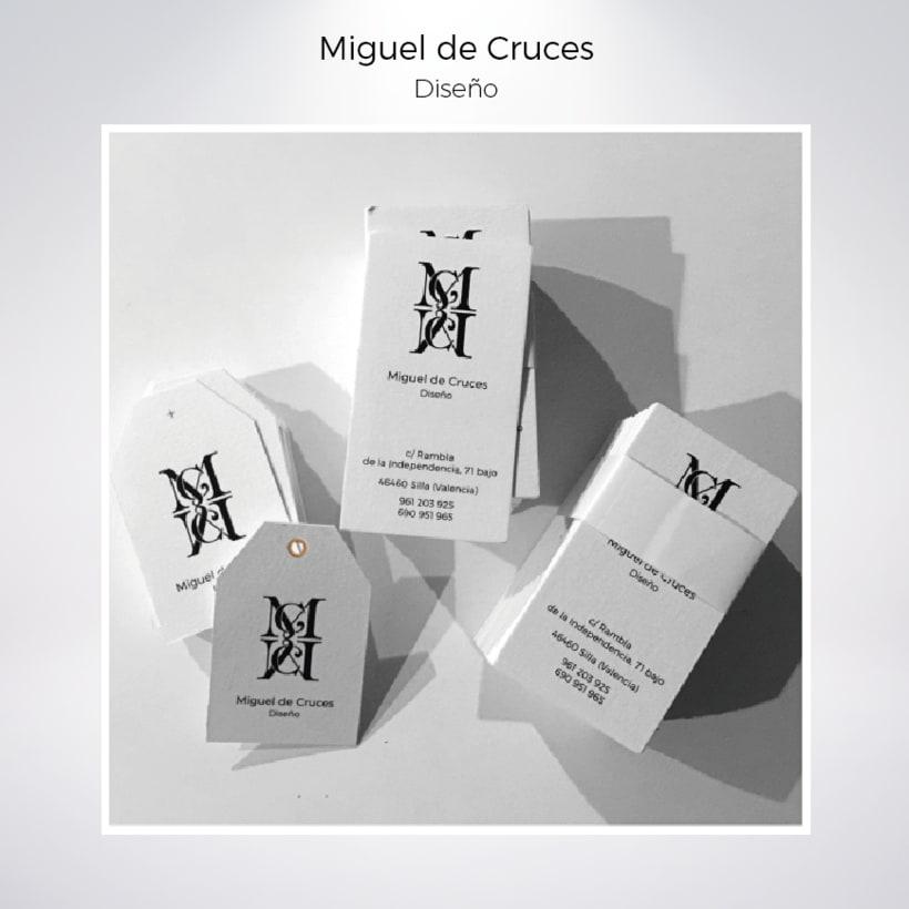 Branding Miguel de Cruces 5