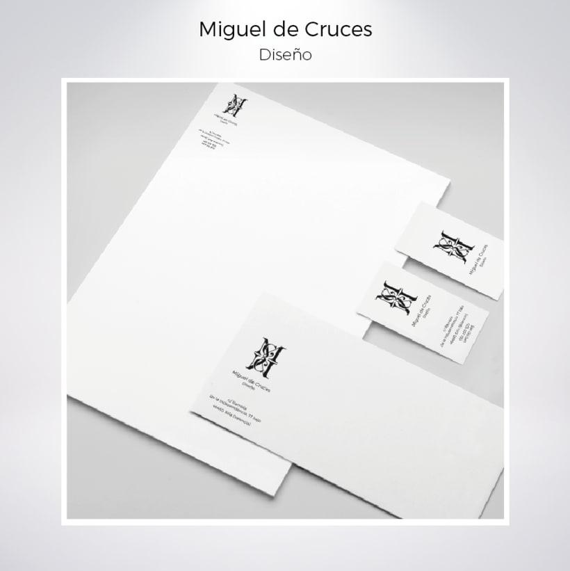 Branding Miguel de Cruces 3