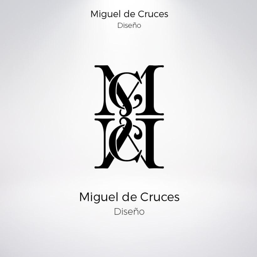 Branding Miguel de Cruces 0