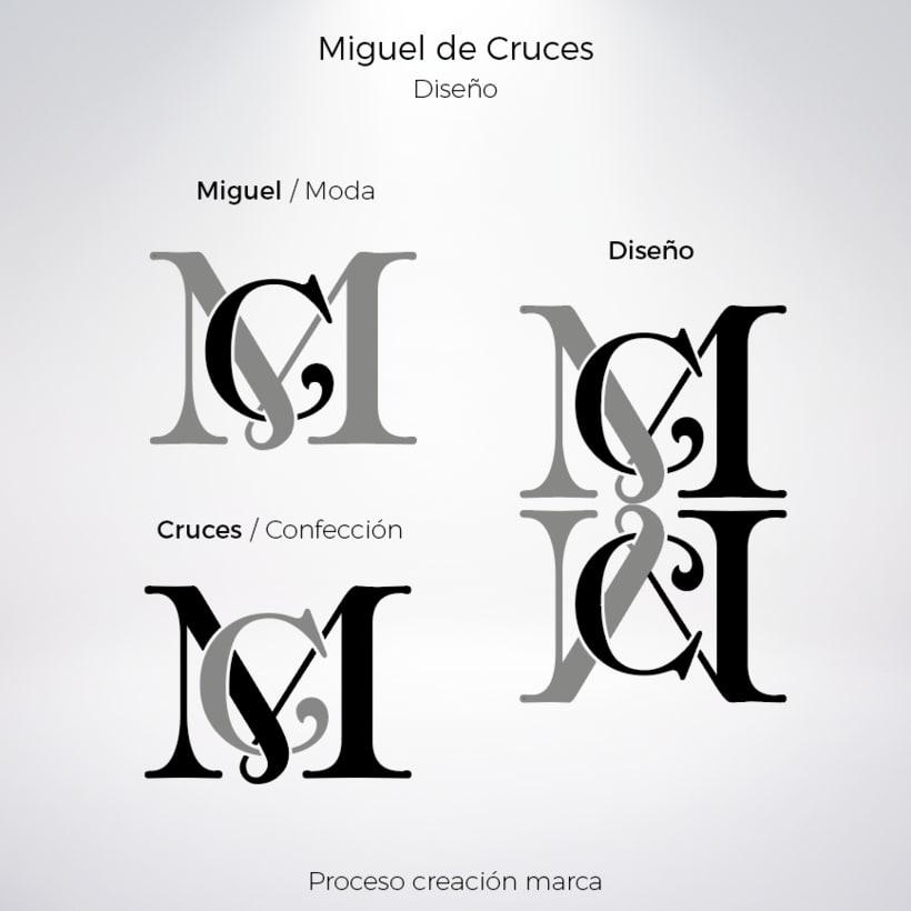 Branding Miguel de Cruces 1