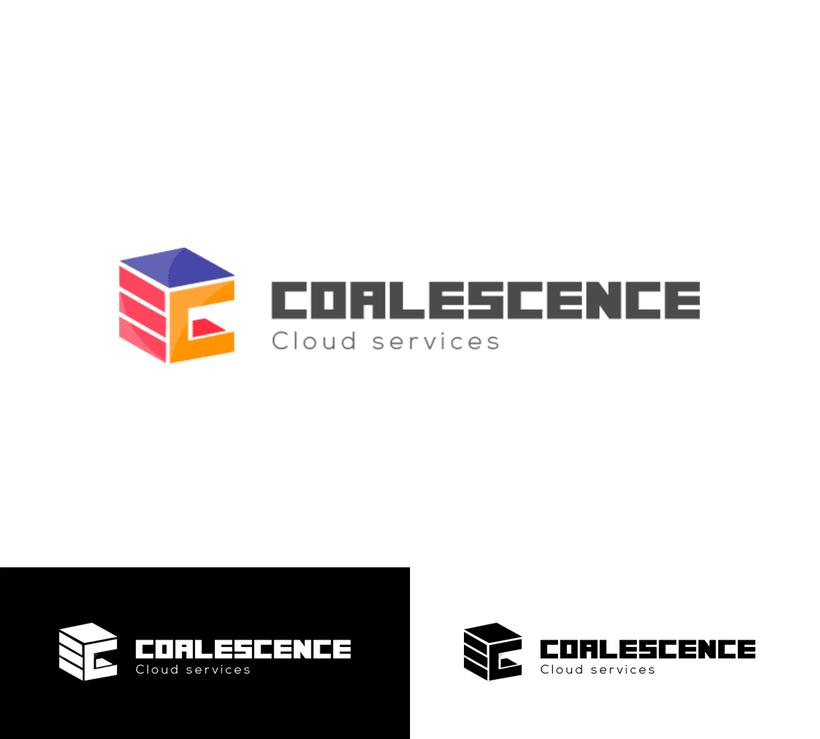 Propuestas de logotipo Coalescence 1