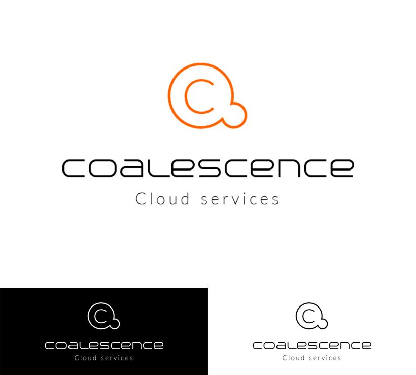 Propuestas de logotipo Coalescence 3