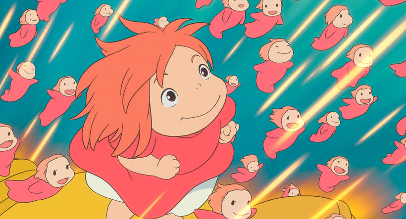 Las heroinas de Studio Ghibli 1