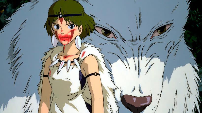Las heroinas de Studio Ghibli 5