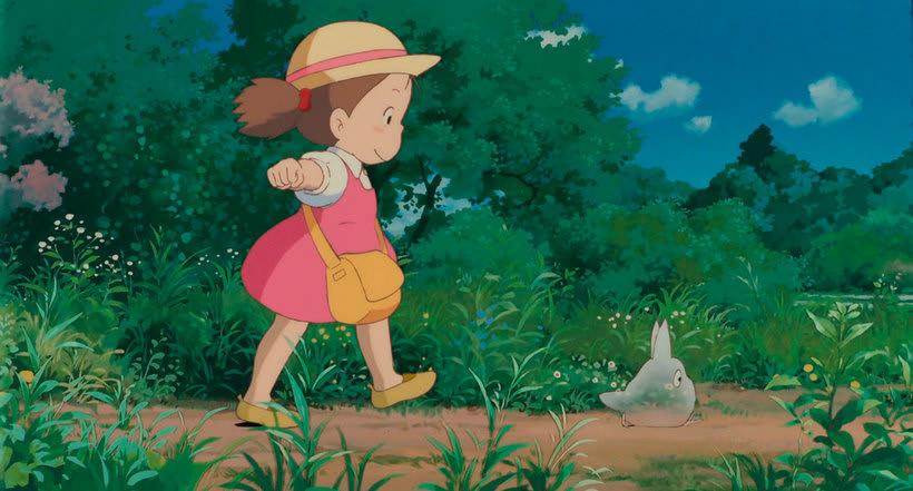 Las heroinas de Studio Ghibli 8