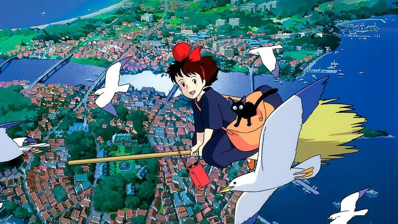 Las heroinas de Studio Ghibli 9