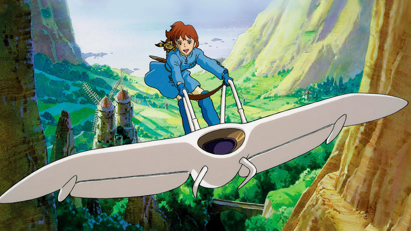 Las heroinas de Studio Ghibli 2
