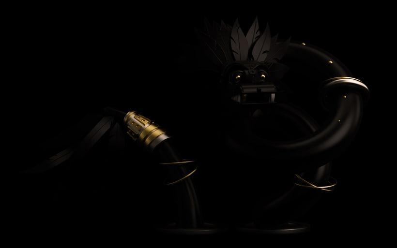 Quetzalcōātl 1