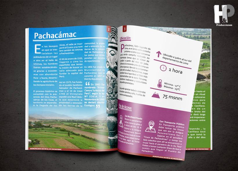 PACHACÁMAC - Guía Turística 2014 1